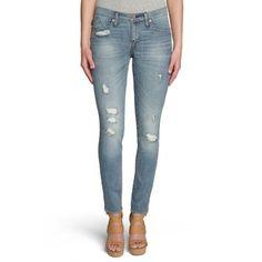 Rock & Republic? Berlin Destructed Skinny Jeans - Women's