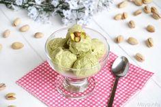 » Gelato al pistacchio Ricette di Misya - Ricetta Gelato al pistacchio di Misya