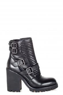 ASH - LOW BOOTS - 240724 - BLACK http://www.commetoi.it/eshop/index.php?id_lang=8