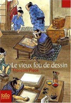"""Un vieil homme et un """"moineau"""" de 9 ans dans le Japon du 19ème. La découverte du travail de Hokusai et de sa philosophie. L'importance de la transmission, du travail et de la curiosité. Parce que l'art est un art de vivre."""
