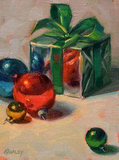 Sara Qualey Paintings