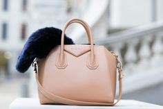 antique rose pink leather #bag :: Antigona by #Givenchy