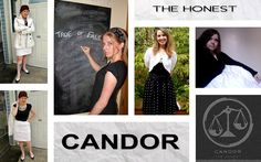 Candor @YAHighway - Faction outfits to celebrate Insurgent! :)