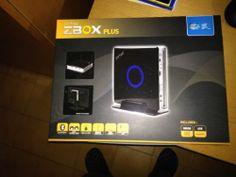 ZBOX-ID90-PLUS-BE ZOTAC ZBOX ID90 Plus Mini PC Intel i7 3770T Quad-Core 2.5GHz