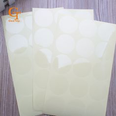 transparent clear round stickers, circle seal PVC stickers, blank seal stickers for envelope or small gift Round Stickers, Small Gifts, Paper Shopping Bag, Seal, Envelope, Home Decor, Round Labels, Envelopes, Decoration Home