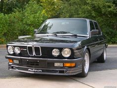 BMW Alpina B7 Turbo Coupé -84