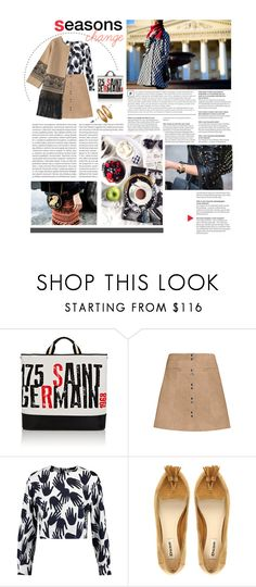 """""""Tuesday afternoon - when seasons change"""" by mgoslin on Polyvore featuring Oris, Sonia Rykiel, Été Swim, Dune and Mercedes-Benz"""
