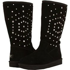 UGG Australia Rockstar Boots only $124.99 w/Free Shipping! Reg $190 #uggs #boots #sale