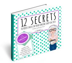 Review & Coupon Code: 12 Secrets to Rock Sales in Your Online Shop eBook from #takeandmake