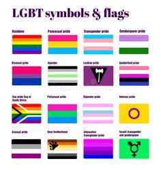Banderas del gay de LGBT libre illustration Africa Flag, Lgbtq Flags, Pansexual Pride, Genderqueer, Lesbian Pride, Illustration, Memes, Youtube, Pride Bracelet