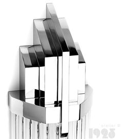 art deco lighting, furniture and design Art Deco Lighting, Wall Lamps, Sconces, Inspired, Elegant, Detail, Unique, Handmade, Inspiration