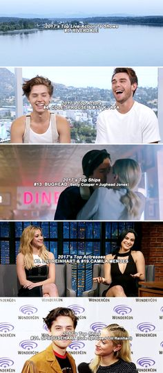 Riverdale + Tumblr's Year in Review 2017.