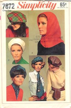 Simplicity 7872 by fashionplate on Etsy, $10.00