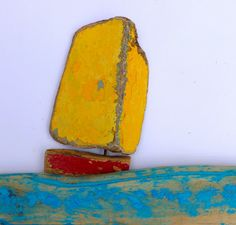Kirsty Elson Designs driftwood, paint, etc.
