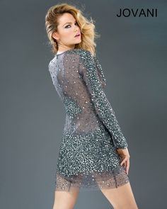 2015 New Style Jovani Short Prom/Party/Cocktail Dresses 7 [J74446]