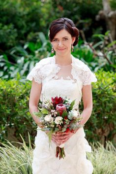 Native Flowers and Your Wedding Florists, Wedding Bouquets Gold Coast