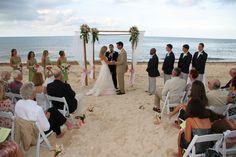 Win a romantic beach weddings in The Bahamas