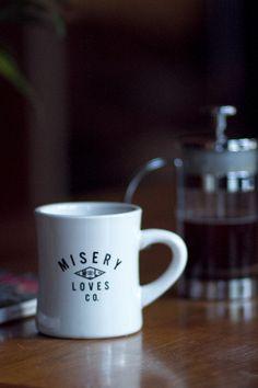 Misery Loves Company Coffee Mug