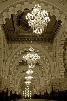 King Hassan II Mosque, Morocco