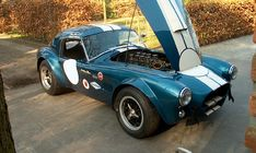 AC Cobra MK2 #CSX2153