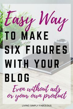 Are you struggling to make any money with your blog? Do you struggle with getting a lot of traffic or a small list? If so, you will definitely benefit from taking this course. Taught by a blogger who is pulling in over 100k a month using many of the techniques she covers in this course. If you're ready to turn your blog into a profitable one, check this course out.