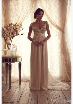 Anna Campbell Dress