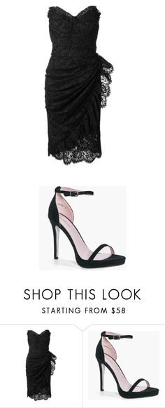 """Untitled #1210"" by laurie-egan on Polyvore featuring Dolce&Gabbana and Boohoo"