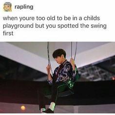 JK is still a baby, tho.