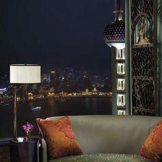 Ritz Carlton Pudong, Shanghai, China