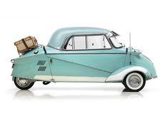 """1952 Messerschmitt """"Kabinenroller"""" KR200"""