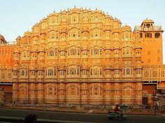 - Hawa Mahal at Sunrise. by Jokertrekker, from Jaipur, India