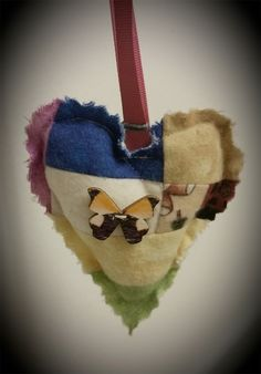 A beautiful heart found on a beautiful day at California State University Sacramento campus. #ifaqh #ifoundaquiltedheart