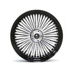 Harley Davidson project Fat Spoke king wheel 16X3.5 140  tyre kit  chopper wheel