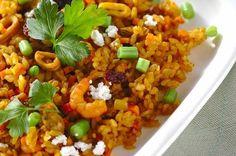 炊飯器任せで簡単すぎ!みんな大好き「ピラフ」レシピ23選 - macaroni
