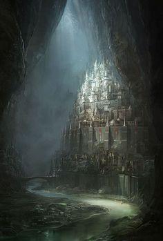 A Kingdom Underground by Jesse Van Dijk
