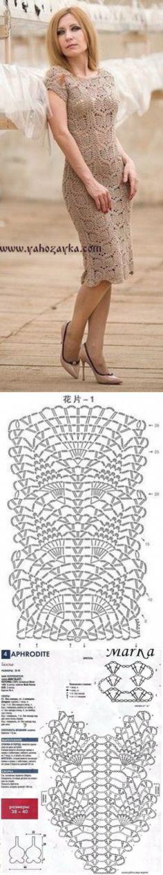 Вязание | Простые схемы. Экономим время на Постиле