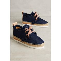5f56c4d568d See By Chloe Gwynne Espadrille Sneakers ( 188) ❤ liked on Polyvore  featuring shoes