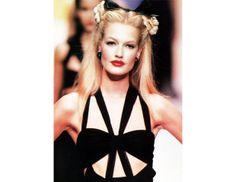 Karen Mulder Vintage Chanel