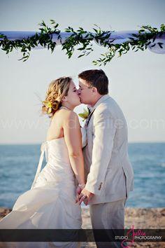 The Westin Key West Resort and Marina Wedding, Key West, Florida  Wedding Photography by Studio Julie Photography www.StudioJulie.com
