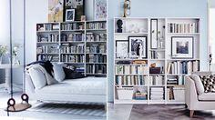 Med sin enkla men ack så tidlösa och användbara design är bokhyllan Billy en favorit i många hem. Ha som enskild, kombinera med flera, styla med eller utan dörrar. Billy går att variera precis...