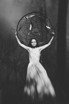 While You Were Sleeping by Natalia Drepina. ☀