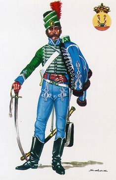 Empire, Napoleonic Wars, 16th Century, Spanish, Army, Pictures, Military Uniforms, Stamps, British