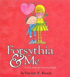 Forsythia & Me by Vi