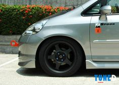 Fit to Perfection - Tuned Honda Jazz Sport, Honda Jazz Modified, Jazz Pants, Honda Cars, Honda Fit, Car Photography, Jdm, Spoon, Wheels