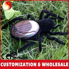 Solar toy: Spider