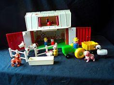 Vintage Toys by saram1978