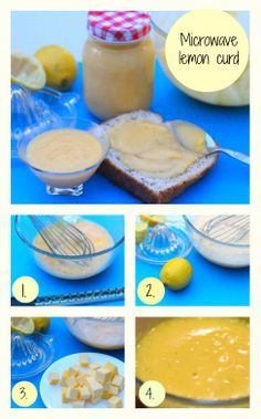 Microwave lemon curd ...... yummo, just made this, hope it thickens a little as it cools 28/05/13