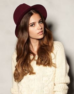 Hair - light brown ombre