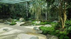 Il giardino giapponese del MAO museo d'arte orientale