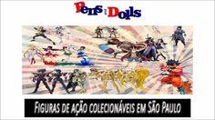 Figuras de ação colecionáveis em São Paulo - Pens and Dolls